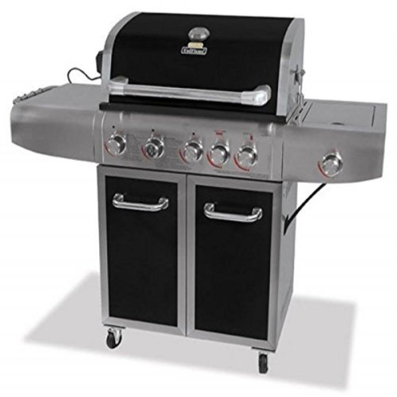 Uniflame 6-burner Liquid Propane Barbecue Grill - Sears