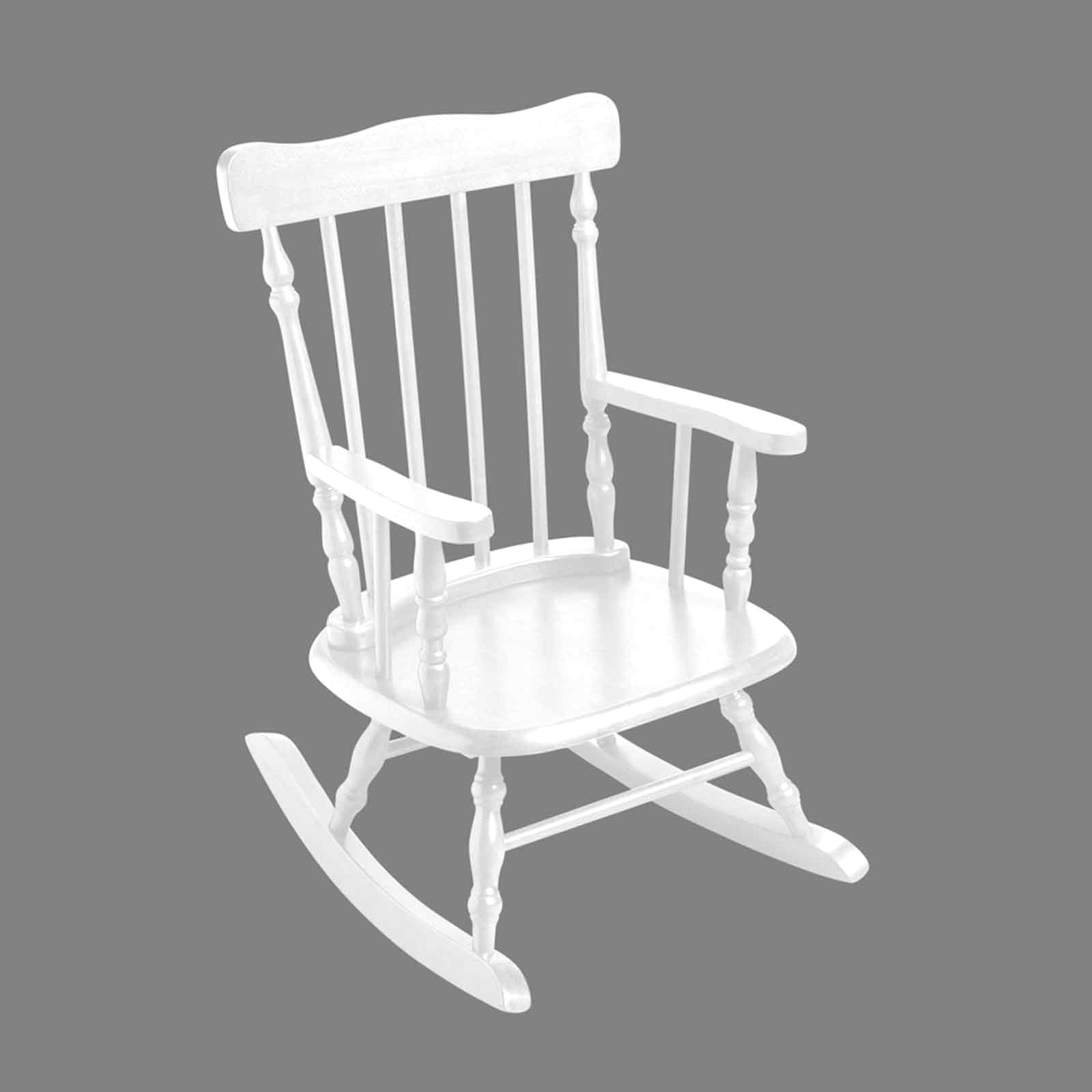 unfinished wooden chairs for toddlers dorm chair bed bath beyond gift mark 3700w solid wood children 39s rocking sears