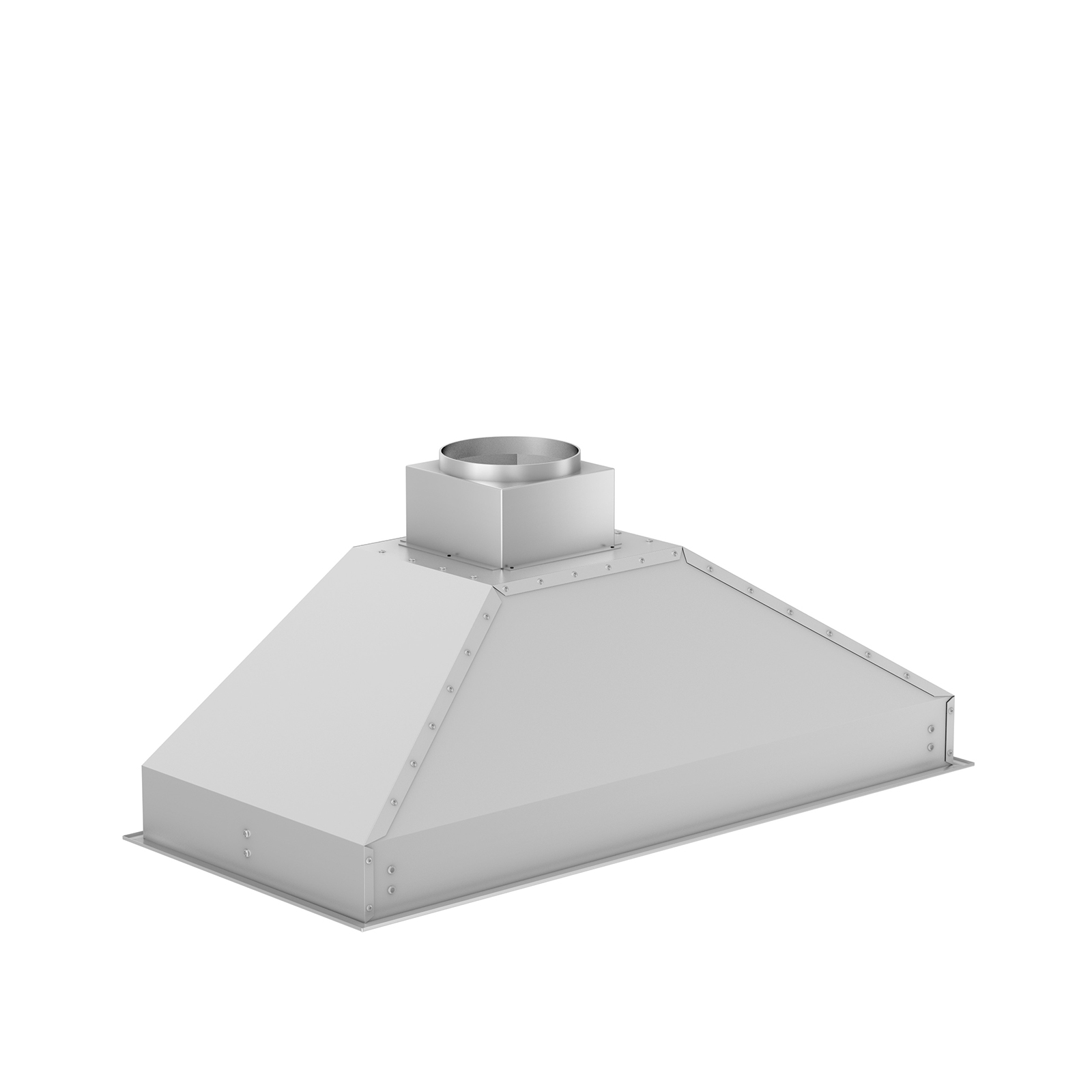 kitchen hood insert cabinet paint colors zline 46 quot 1200 cfm wall mount range sears