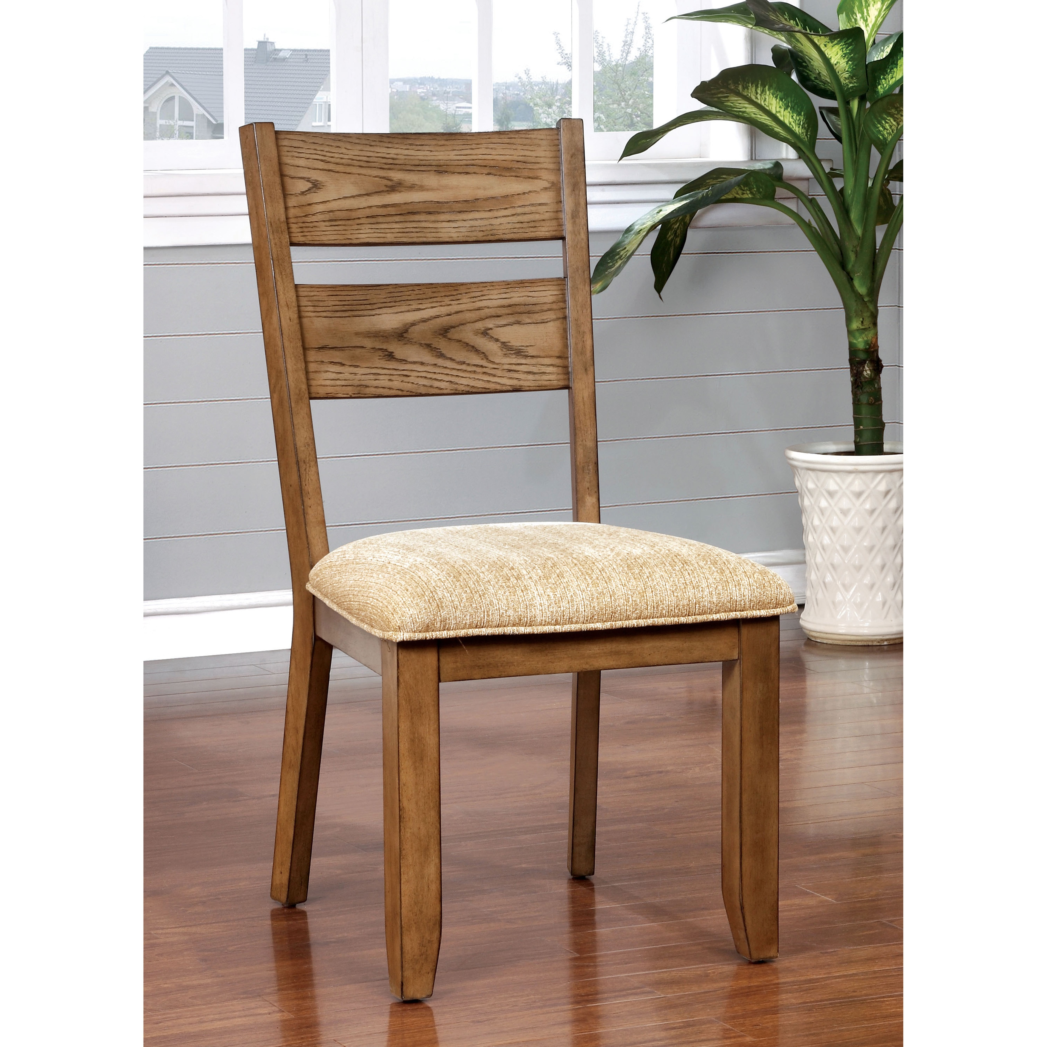 light oak dining chairs chair design love furniture of america merina country style set 2