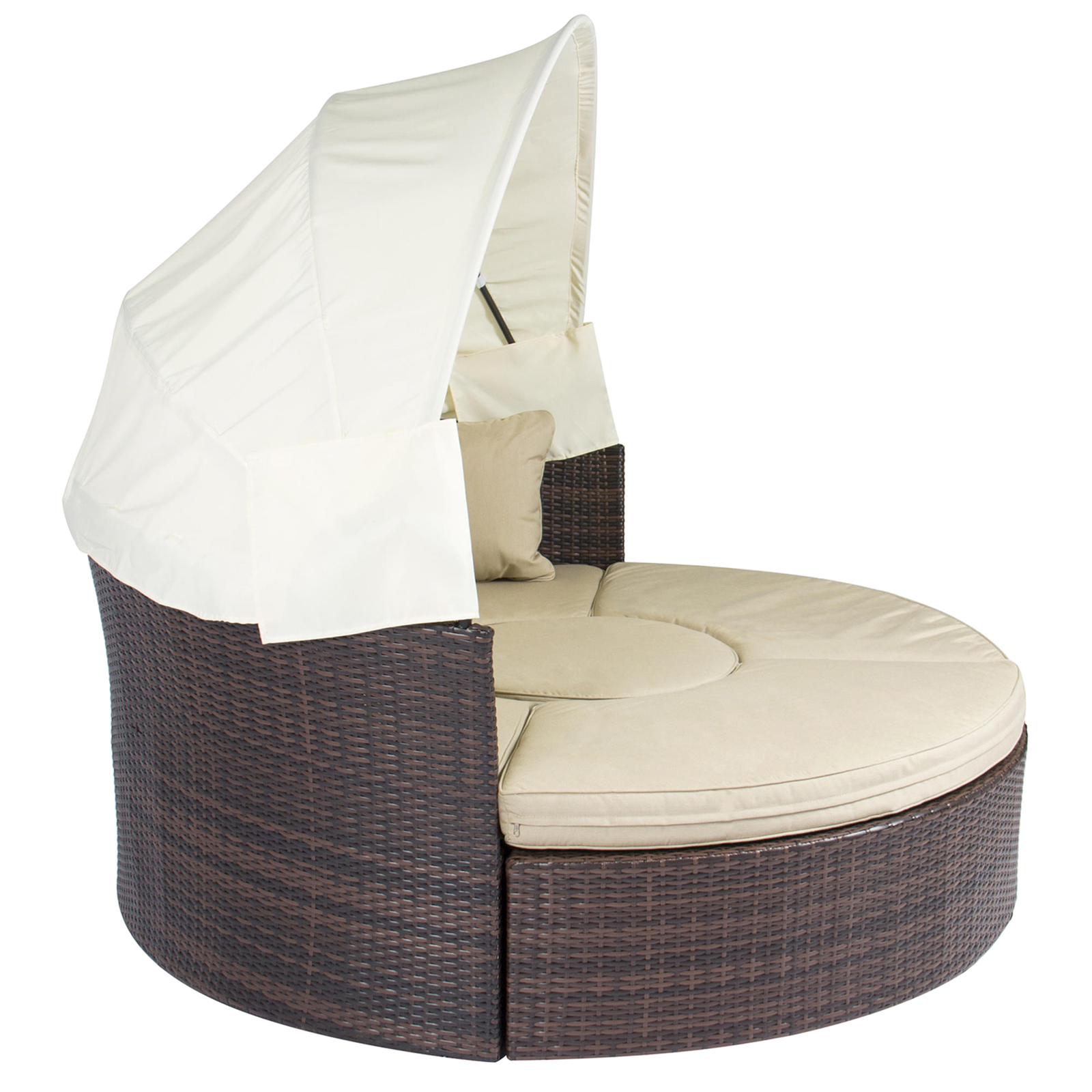 Choice Products Daybed With Retractable Canopy-sears