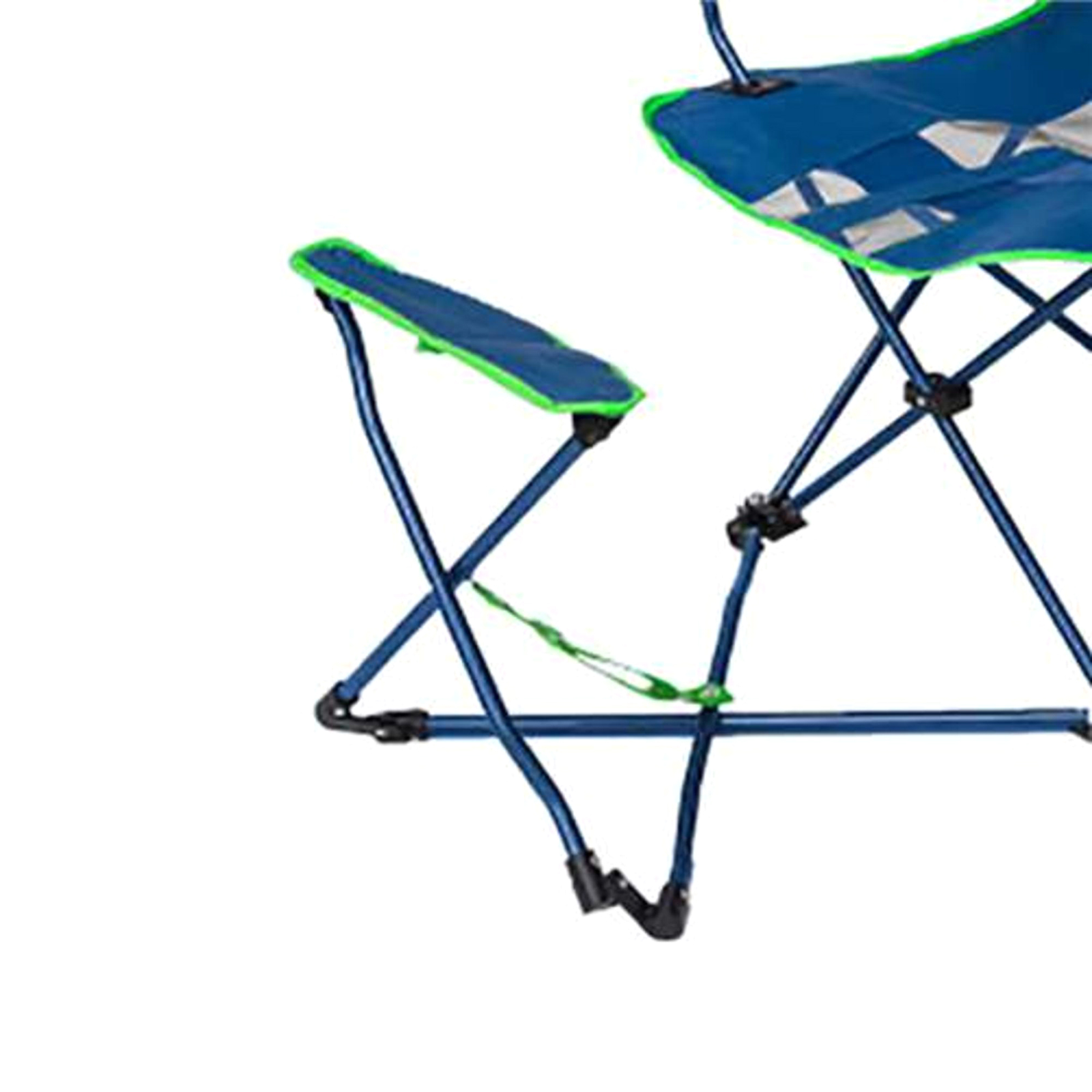 Camping Chair With Canopy Swinways Kelsyus Camping Chair W Canopy And Ottoman Sears Marketplace