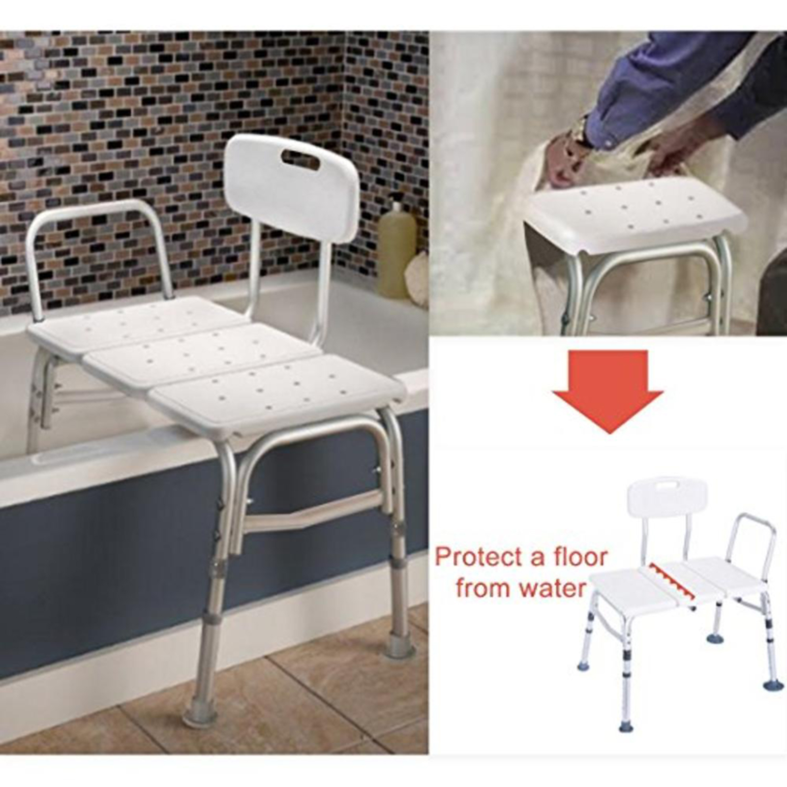 difference between shower chair and tub transfer bench swivel national bookstore winado bath with backrest sears marketplace