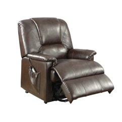 Sears Recliner Chairs Gold Metal Accent Chair Acme Reseda 40 Massaging Marketplace