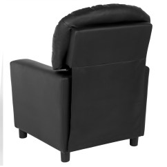 Kids Recliner Chair Hon Office Best Choice Products 39 Sears Marketplace Upholstered Pu Leather With Cup