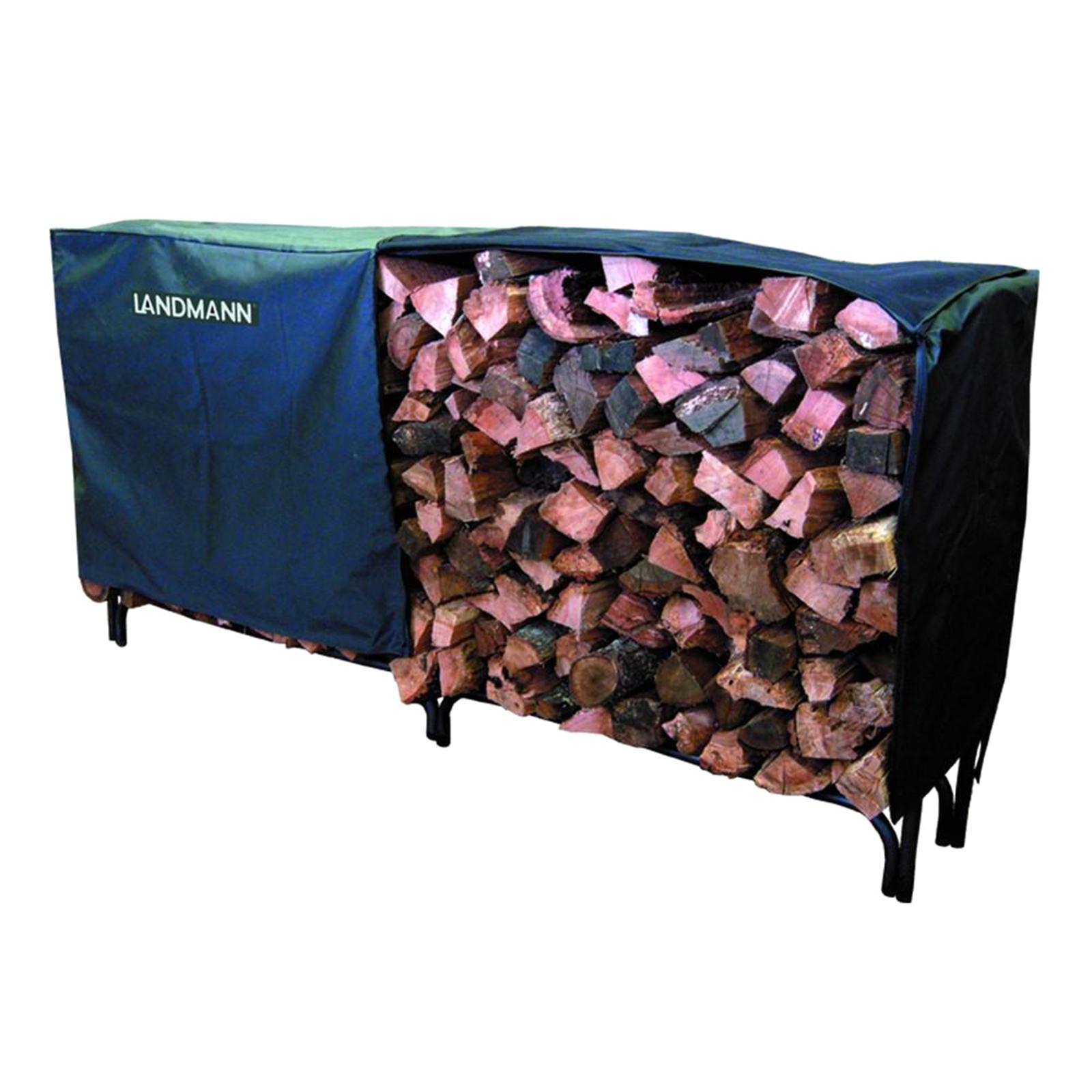 Landmann Heavy Duty Log Rack Cover - Sears Marketplace