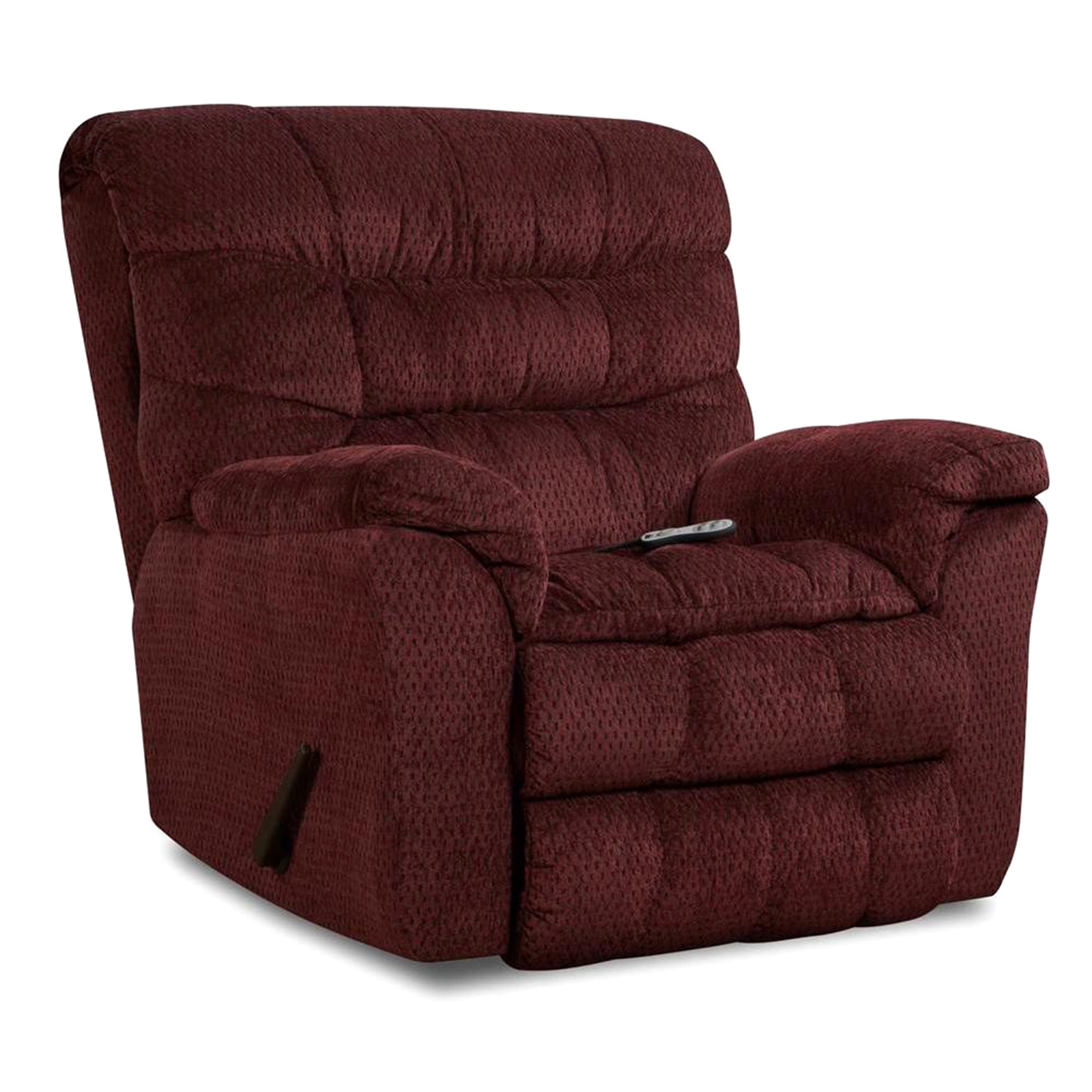 sears recliner chairs folding foam bed chair simmons upholstery 41 rocker marketplace heat and massage wine