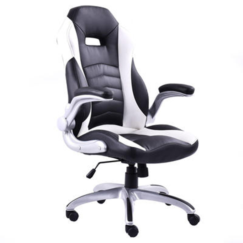 racing desk chair computer philippines wmu race car inspired bucket seat office costway goplus new pu leather executive style gaming