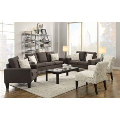 Discount Living Room Sets Free Shipping French Country Images Collections With Sears Coaster 2 Pc Sofa Set Track Arms