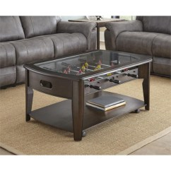 Steve Silver Dylan Sofa Table Commando Black Loveseat Coffee End Tables Sears Cocktail With Foosball
