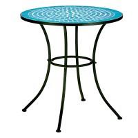 Essential Garden Patterson Mosaic Bistro Table - Outdoor ...