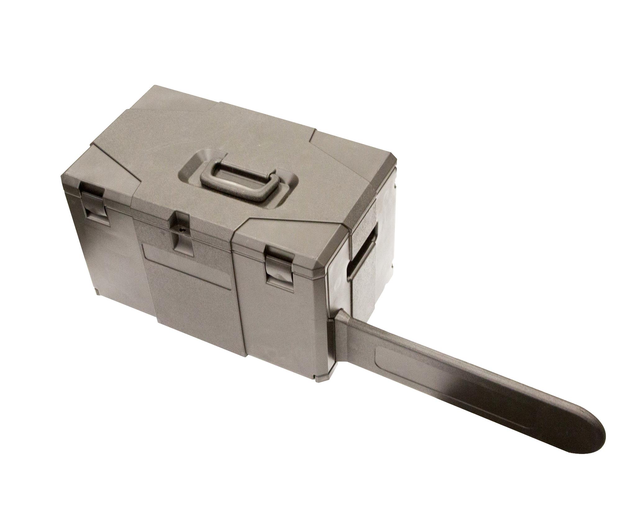 Powerking Universal Chainsaw Case - Cscau In Usa Lawn & Garden Outdoor Power