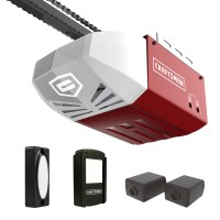 Craftsman 1/2 HP AC SERIES 100 Garage Door Opener | Shop ...