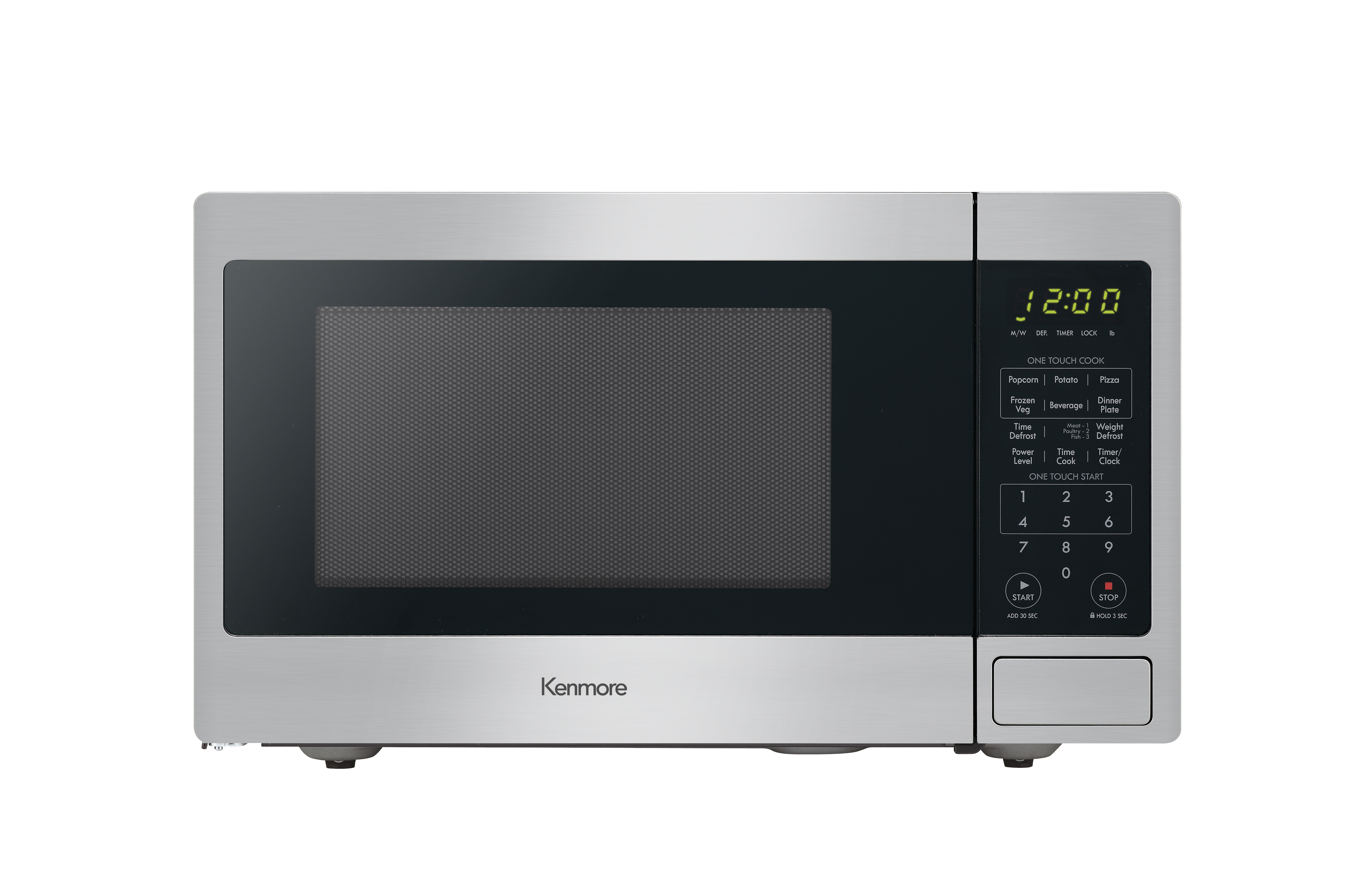 countertop other microwaves at kmart