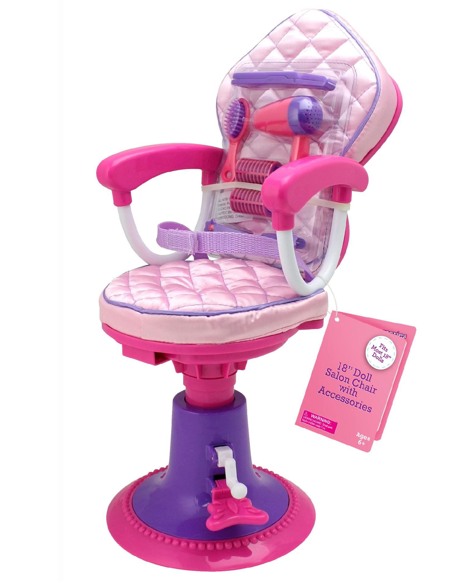 doll salon chair banquet covers for sale in canada 18 quot w accessories