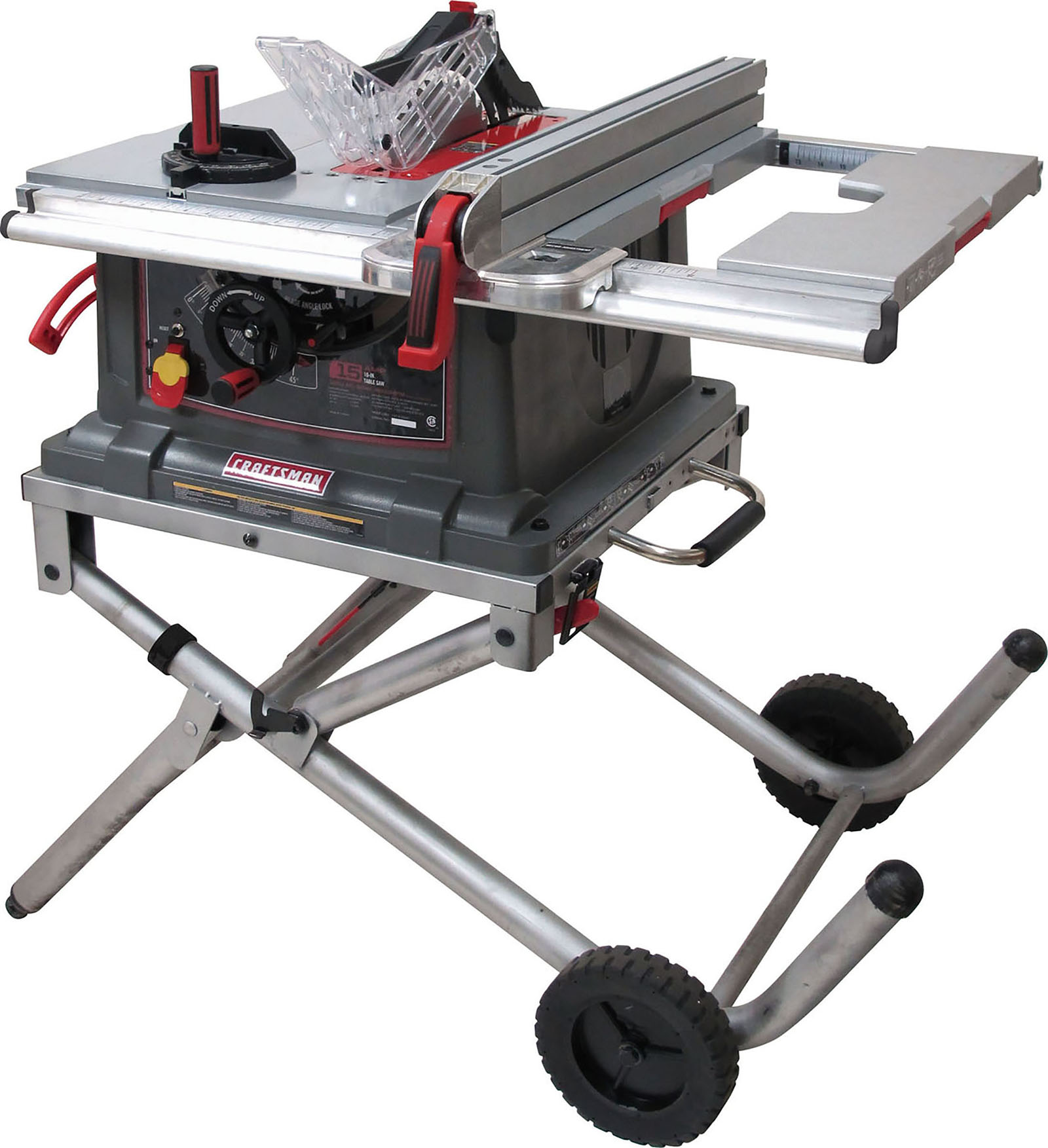 Craftsman Laser Trac Table Saw