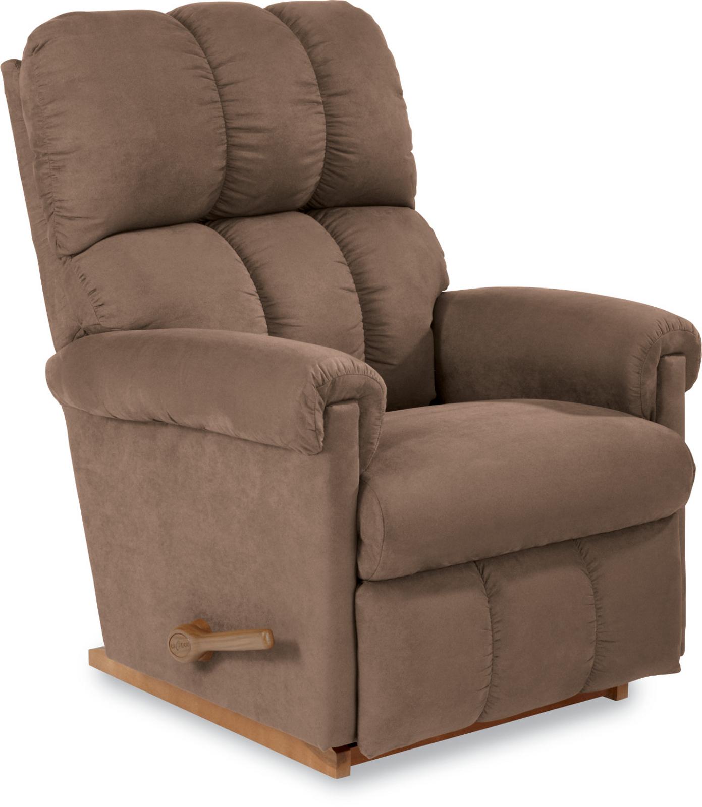 lazy boy reclining sofa warranty ashley furniture alenya charcoal la z 010403 aspen reclina rocker brown sears outlet