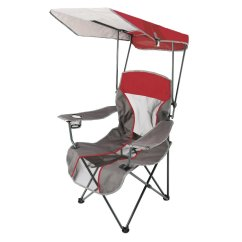 Canopy Camping Chair Barcelona Original Swimways Premium Red Fitness And Sports
