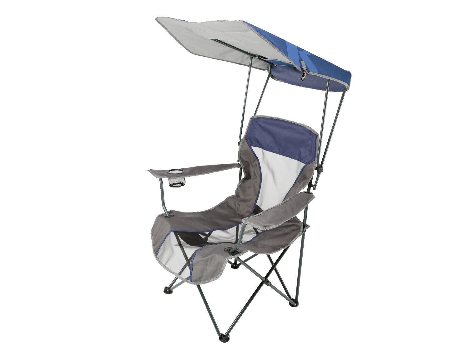 swimways premium canopy chair overstock rocking chairs navy fitness and sports
