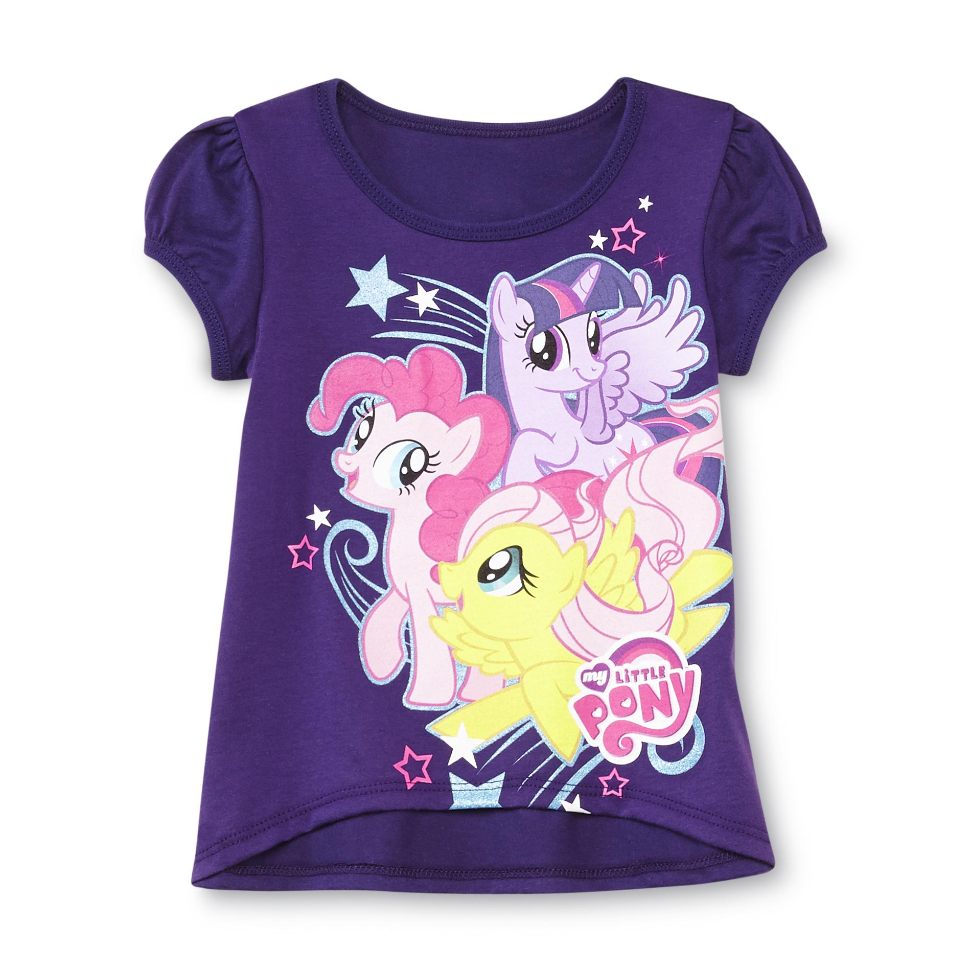 My Little Pony Shirts for Toddler Girls