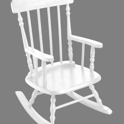 Child Rocking Chair Outdoor Modern Furniture Chairs Designs Giftmark 3700w 39s White Sears