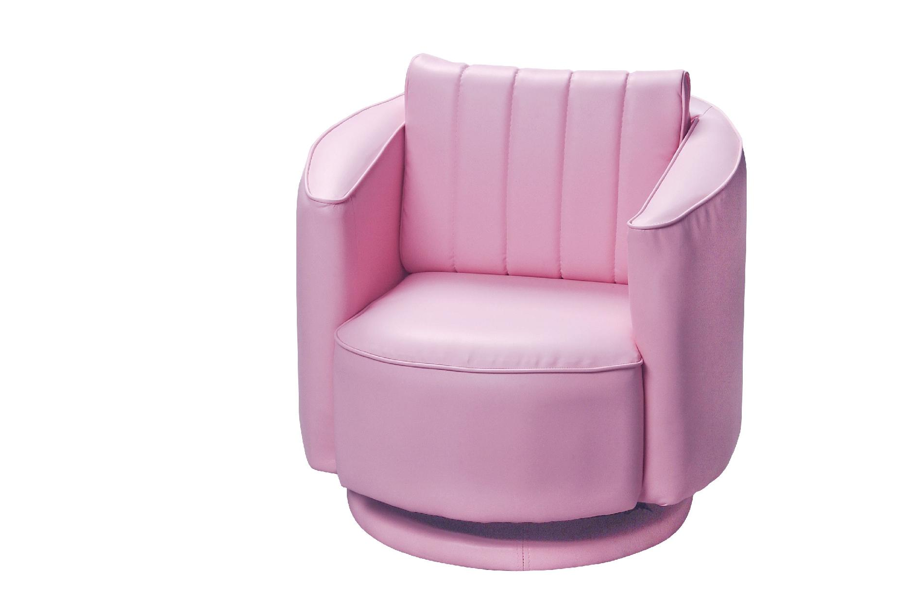 owl chair for kids one and half gift mark pink upholstered swivel at sears