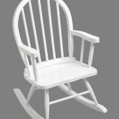 Baby Lawn Chair Wall Rail Gift Mark 3600w Windsor Rocking - White