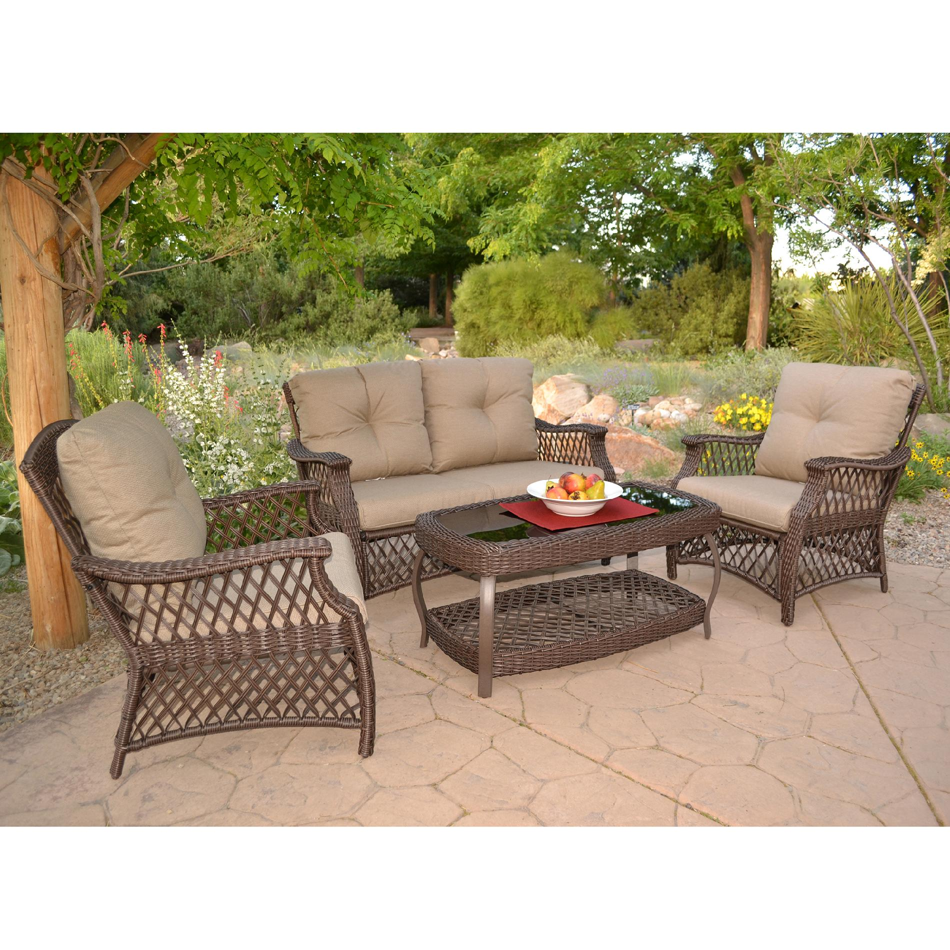 Outdoor Conversation Sets Patio Furniture