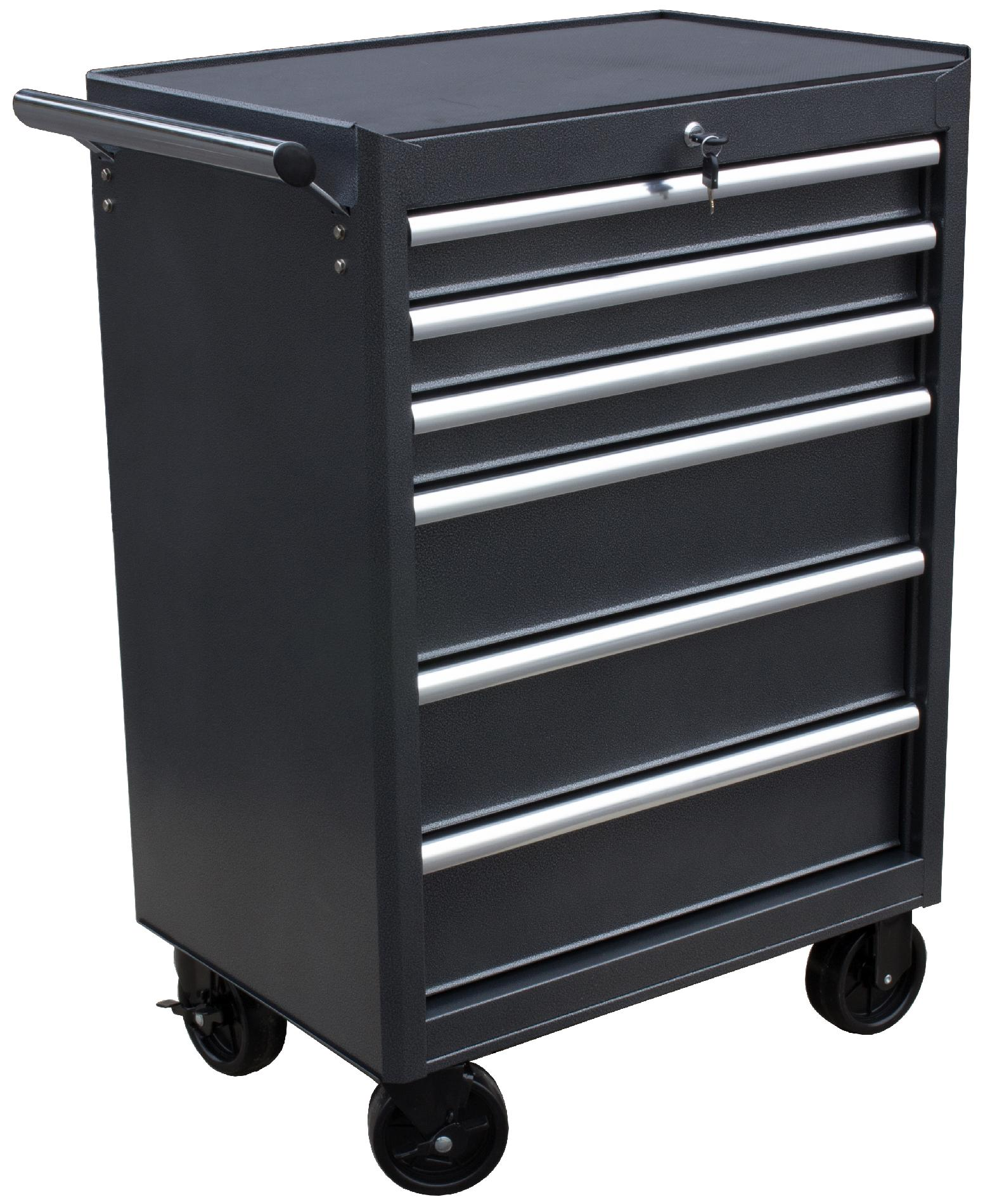WEN 26 inch 6Drawer Rolling Tool Cabinet