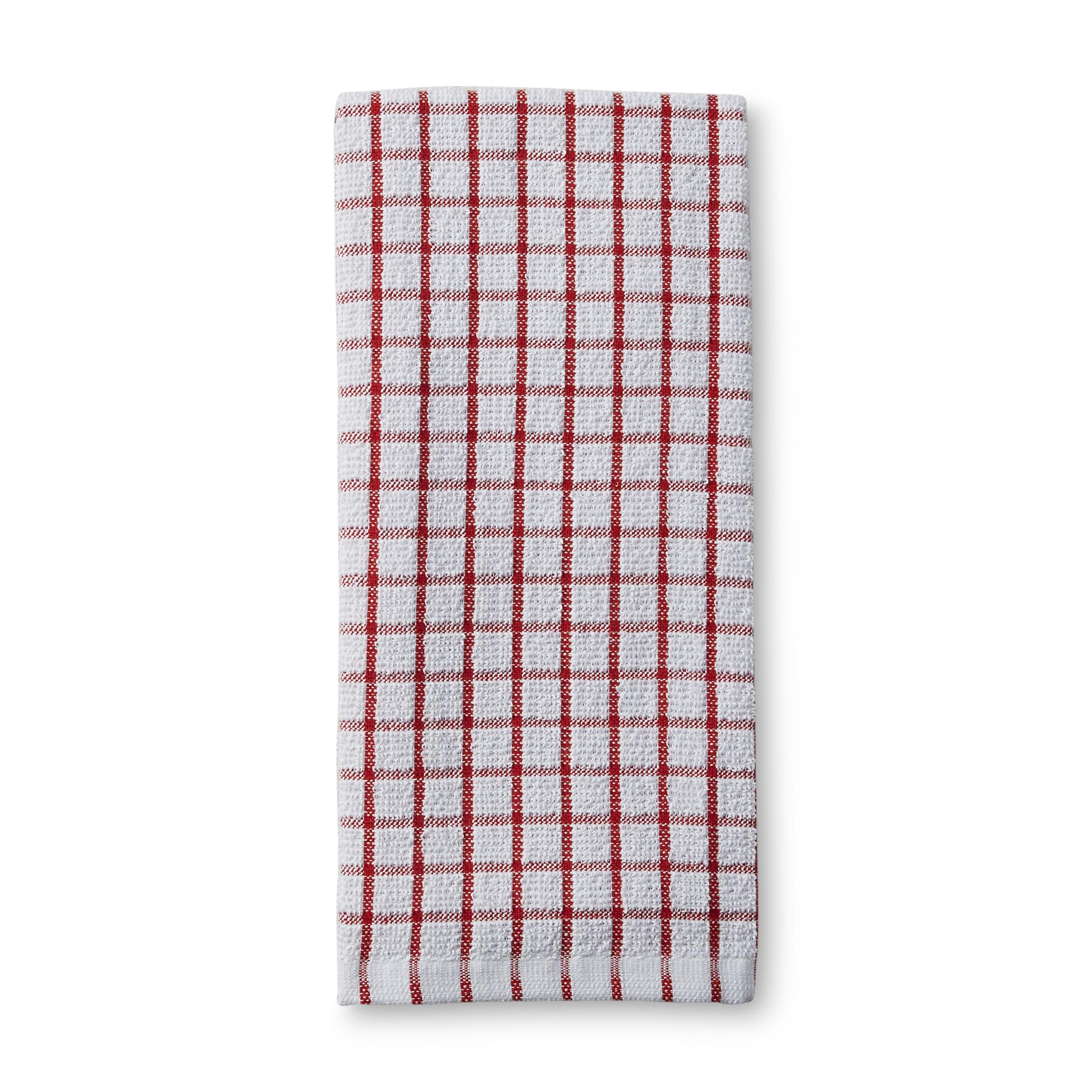 terry kitchen towels islands cheap essential home cloth towel checkered