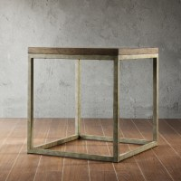Oxford Creek Phelan Modern Rustic End Table - Home ...