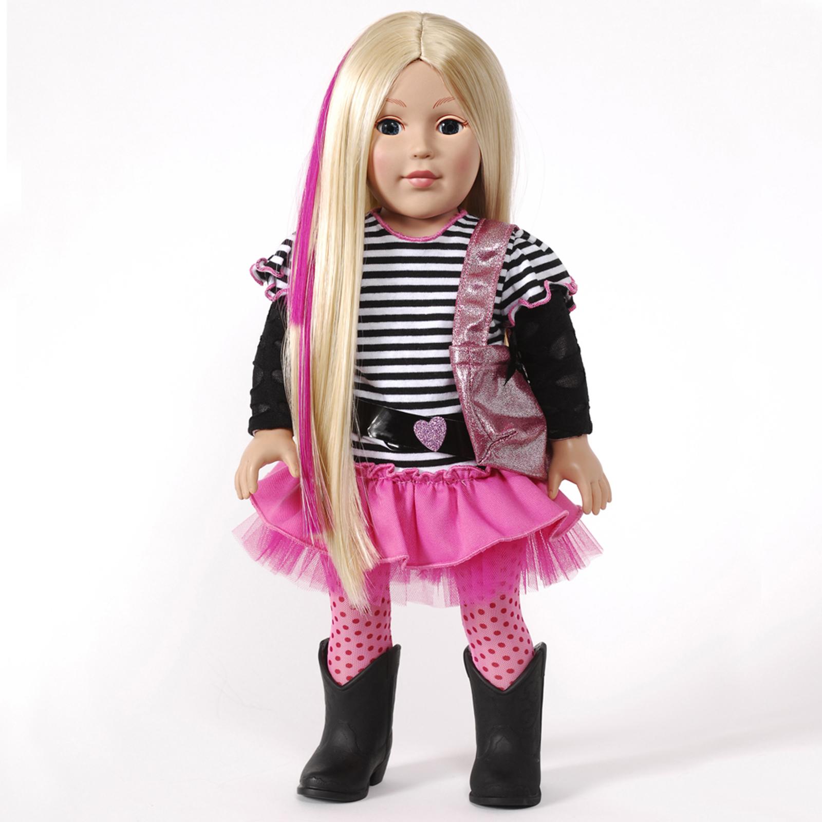 18 Blue Eyed Blonde Doll Kmart Exclusive
