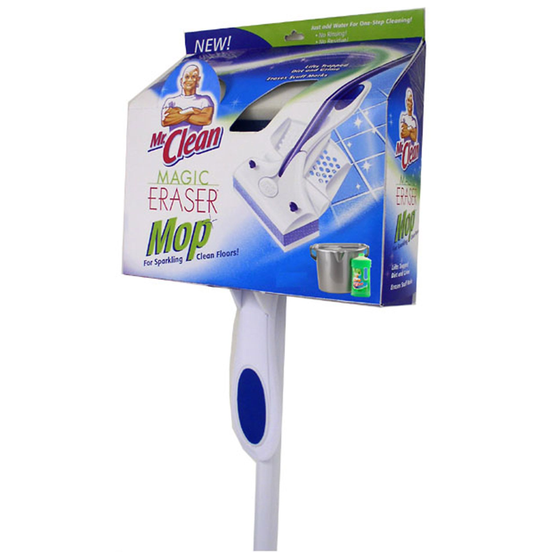 Clean Magic Eraser Mop - Food & Grocery Cleaning Supplies Brooms Mops Brushes