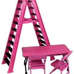 Wrestling Chairs For Sale Modern Gray Office Chair Wwe Ultimate Ladder And Table Playset Pink Ringside