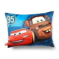 Disney Cars Bed Pillow - Lightning McQueen & Mater