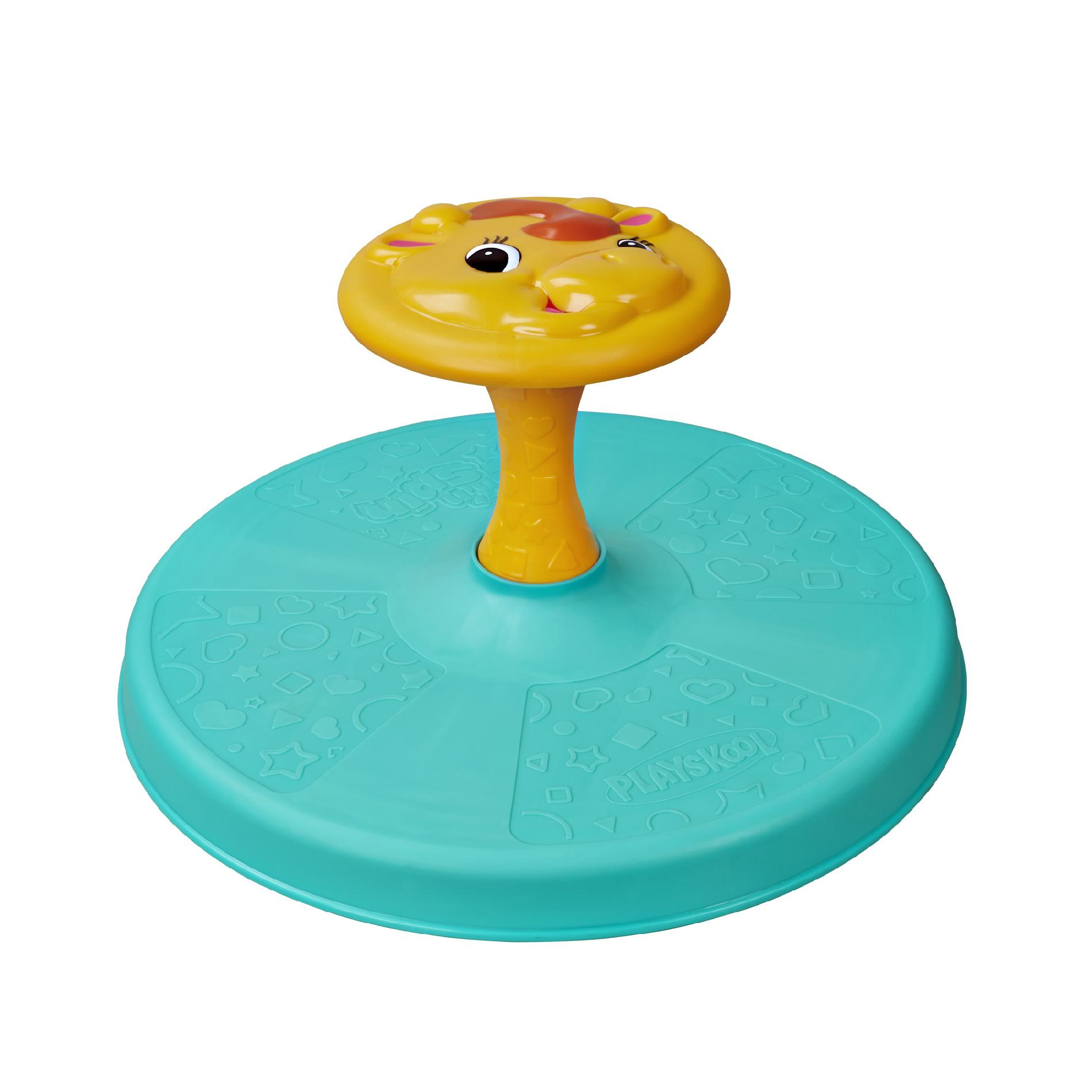 spinning top chair south africa japanese office playskool giraffalaff sit n spin toy