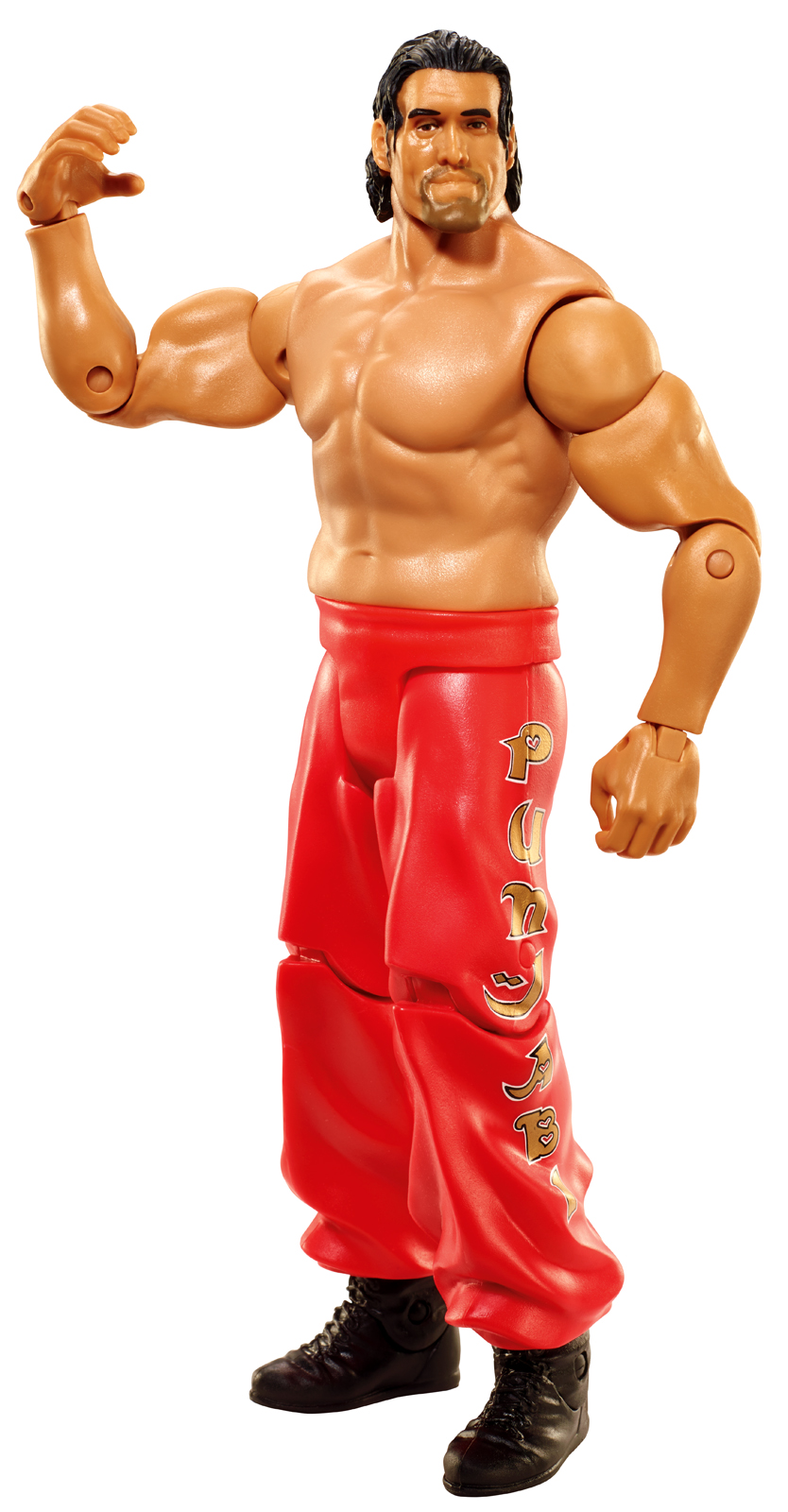 WWE Great Khali Series 40 Toy Wrestling Action Figure
