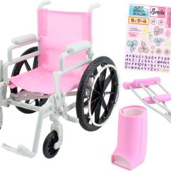 Wheelchair Zip Wire Party Chairs Enertec 18 Doll