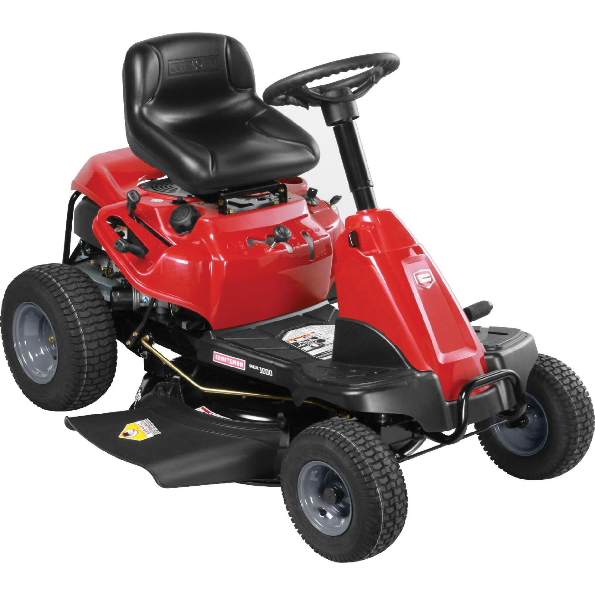 Craftsman - 13b226jd299 Ca 30 6-speed 420cc Rear Engine Riding Mower Sears Outlet