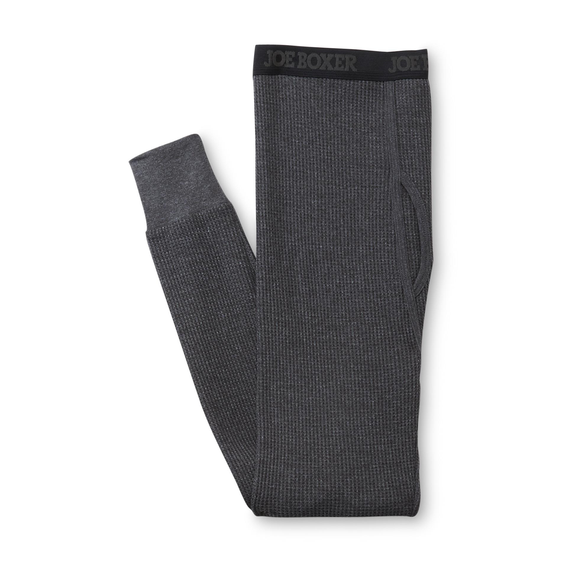 Joe Boxer Men' Thermal Long Underwear Pants - Clothing Shoes & Jewelry