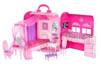 Barbie Bed & Bath Play Set