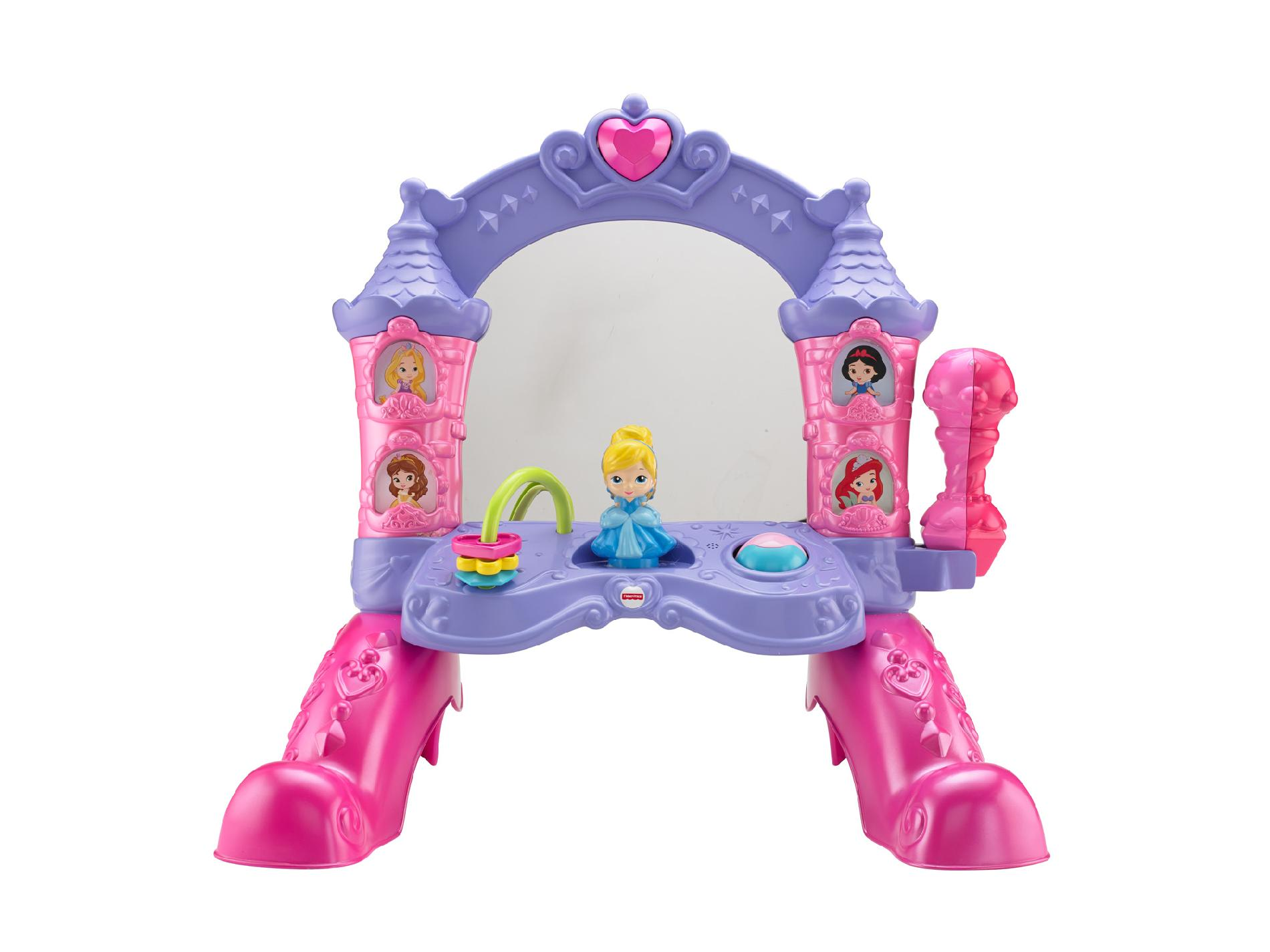 Fisher-Price Disney Princess Mirror Toy