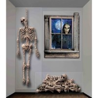 Outdoor Skeleton Halloween Decor | Kmart.com | Outdoor ...