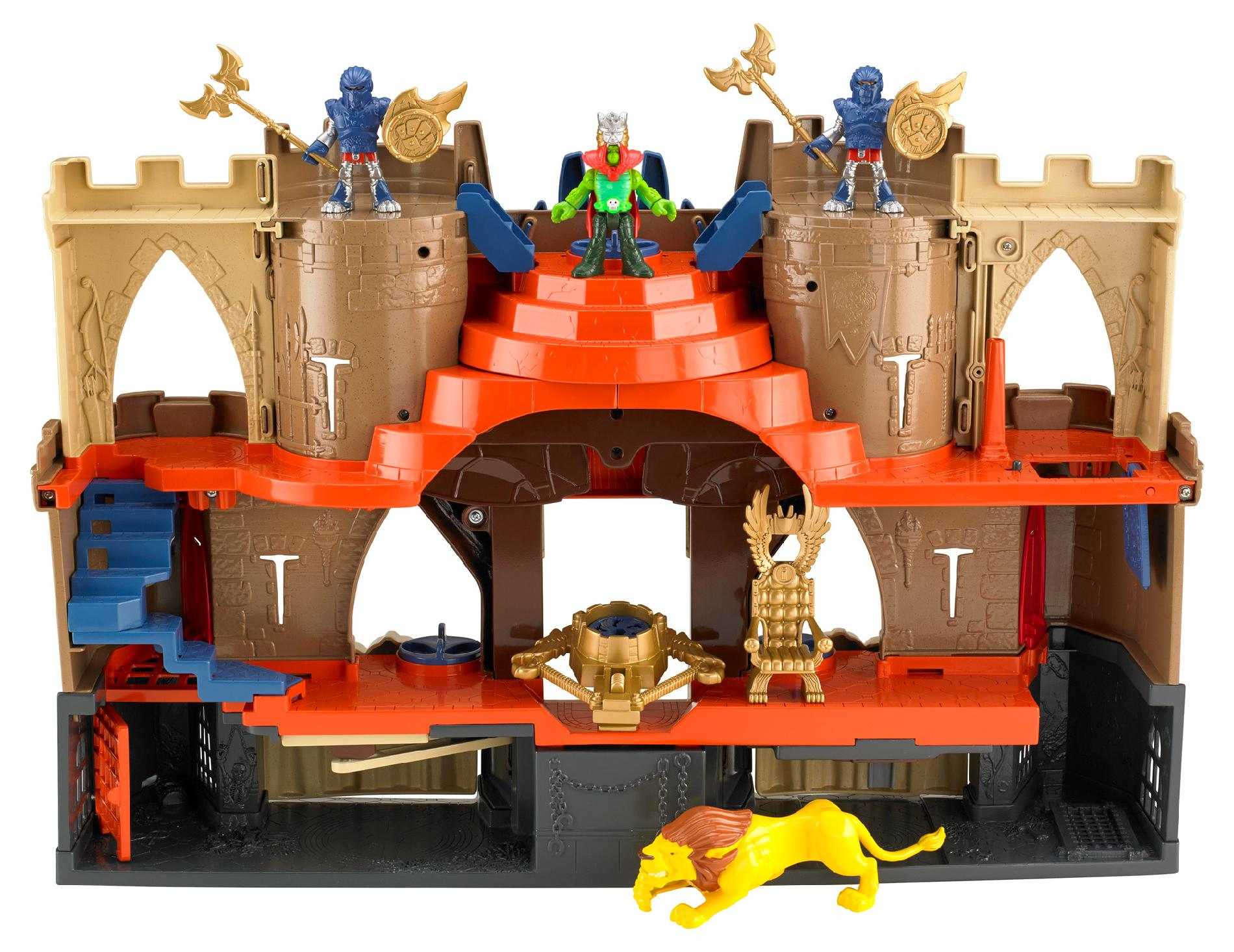 Imaginext Lion Den Castle - Toys