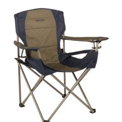 Stackable Padded Chairs Portable Recliner Chair Kamp Rite Folding W Lumbar