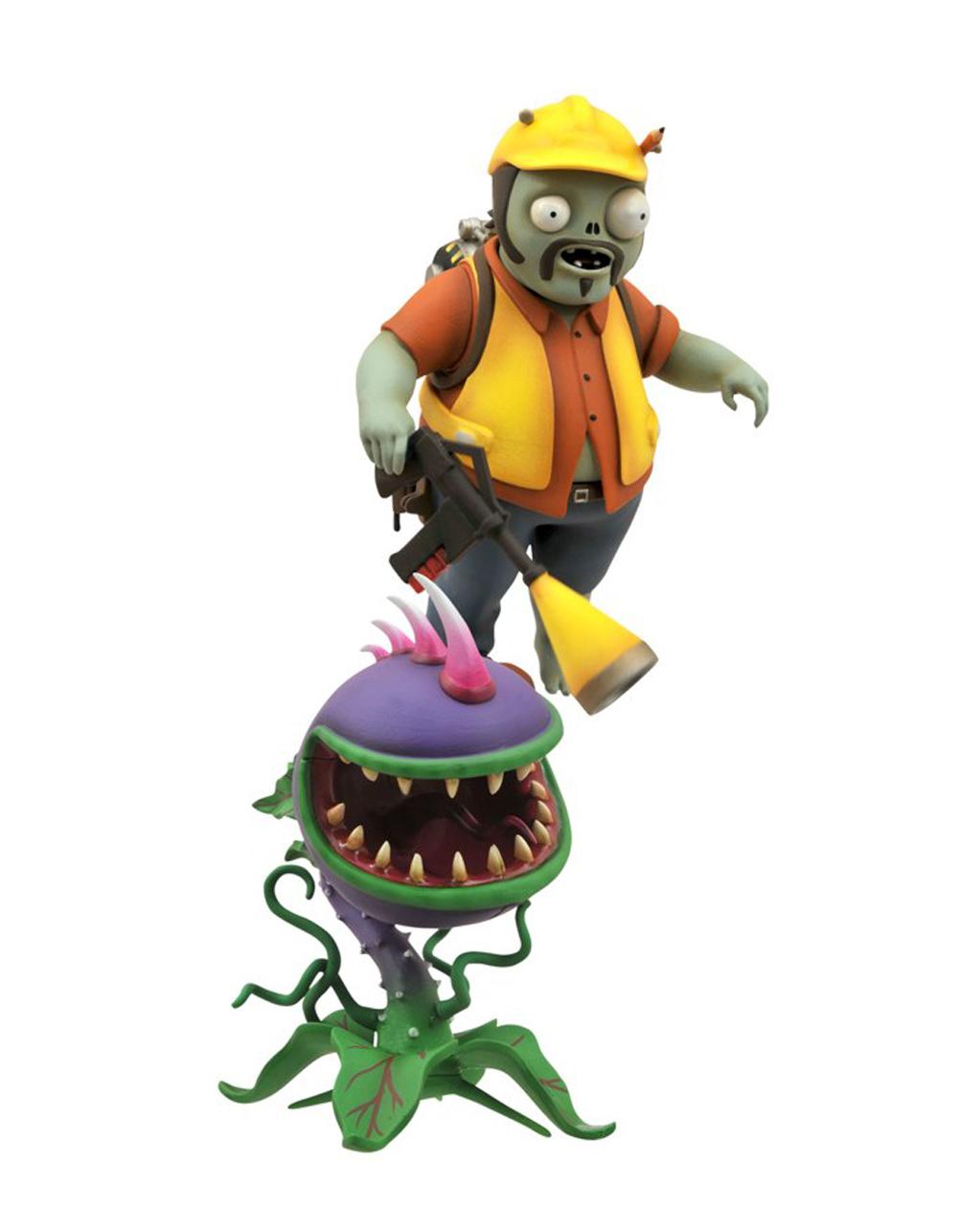 Diamond Select Toys Plants Vs Zombies Garden Warfare