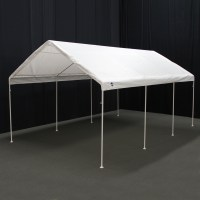 King Canopy Universal 12x20 Canopy - White - Outdoor ...
