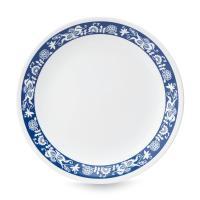 "Corelle 8-1/2"" True Blue Dinner Plate"