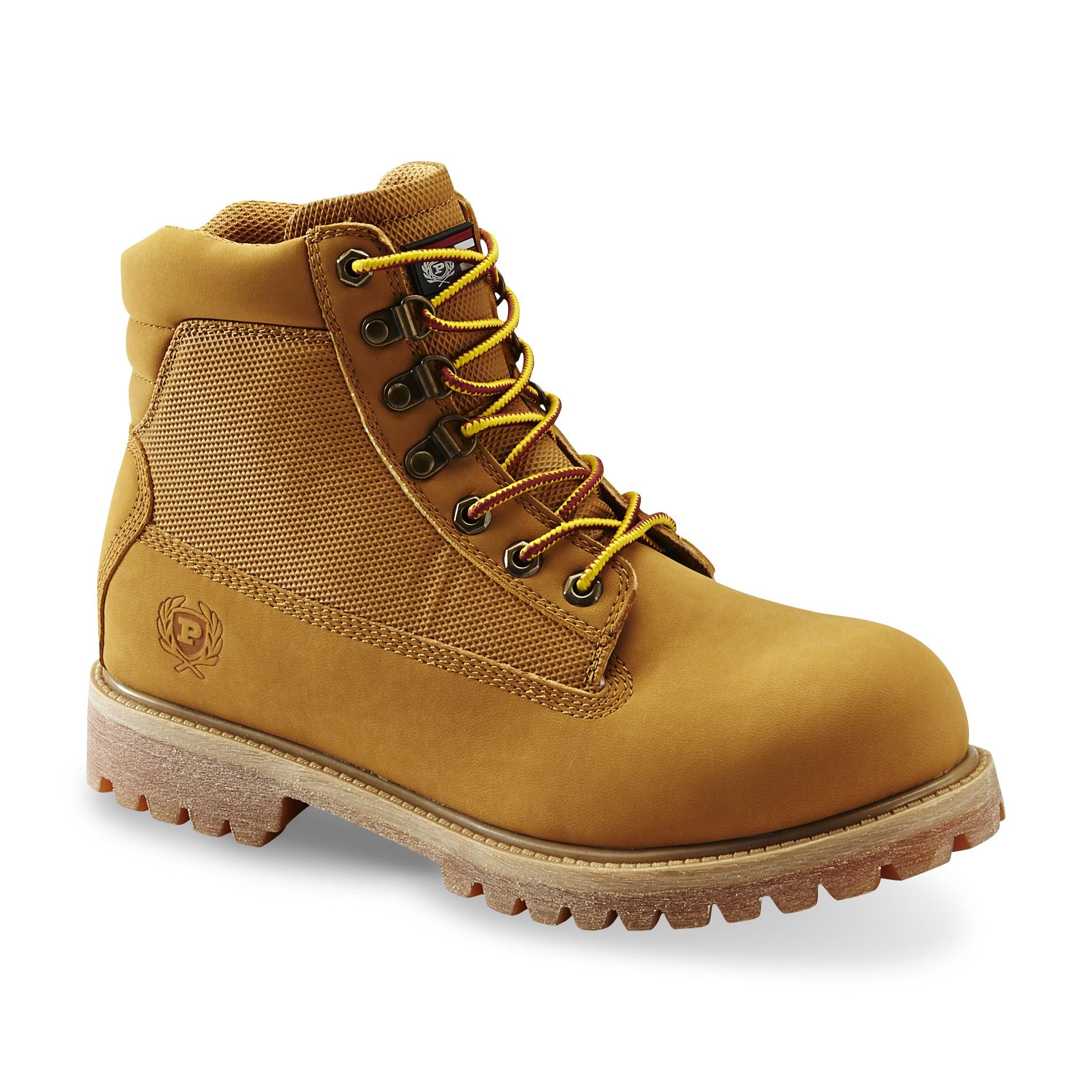 Phat Farm Mens Jackal 6 Wheat Boot