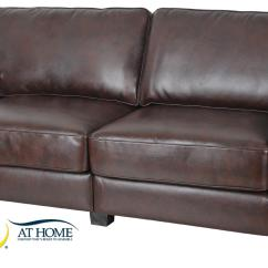 72 Lancaster Leather Sofa And Fabric Uk Serta Rta Monaco Collection Quot Biscuit Brown